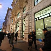 Banques: bras de fer entre Rome et Bruxelles