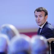 Emmanuel Macron, un appel aux «progressistes» encore bien théorique