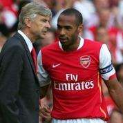 Arsène Wenger ne veut plus de Thierry Henry pour entraîner les jeunes d'Arsenal