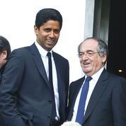 Noël Le Graët tacle la politique de recrutement du PSG