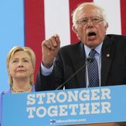 Bernie Sanders se rallie officiellement à Hillary Clinton