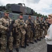 L'Allemagne prête à jouer un rôle militaire accru