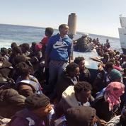 Frontex court après la crise migratoire