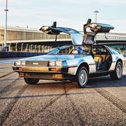 La DeLorean de Retour vers le futur :la folle machine du Doc de nouveau en vente