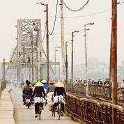 Le pont Paul-Doumer, symbole de l'Indochine, enjeu de la guerre du Vietnam