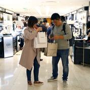 Attentats: année difficile pour les grands magasins et les boutiques de luxe
