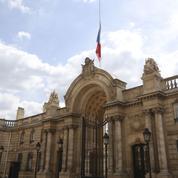 Le deuil national, une décision rare en France