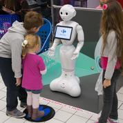 Les humanoïdes débarquent dans les magasins en France