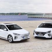 Hyundai Ionic, le trois en un de la berline coréenne