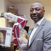 Medtech et son robot Rosa sous pavillon américain