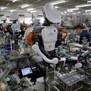 En France, 3,4millions d'emplois sont menacés par les automates