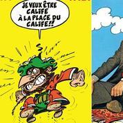 Les BD cultes de l'été : Iznogoud ,l'ignoble vizir de Goscinny et Tabary