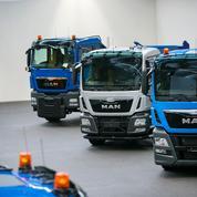 2,9milliards d'euros d'amendes pour le cartel des camions