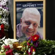 Un journaliste de renom assassiné à Kiev