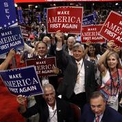 Les supporteurs de Donald Trump veulent se mettre en marche