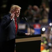 Convention républicaine de Cleveland: Donald Trump en bonne voie pour la Maison-Blanche?