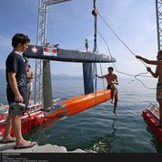 Et si des étudiants inventaient les bateaux du futur…
