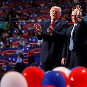 Donald Trump promet à l'Amérique ordre et sécurité