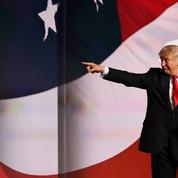 Donald Trump veut être «le combattant du peuple américain»