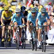 Dopage mécanique : Astana répond à France TV