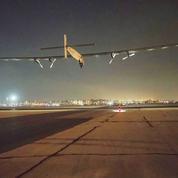 Solar Impulse 2 voit le bout de son périple