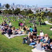 Californie: les envahisseurs de San Francisco