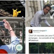 Pokémon GO : quand les politiques se laissent attraper