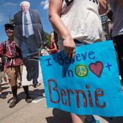Les militants de Bernie Sanders entre colère et résignation