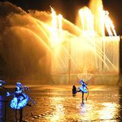 Puy du Fou : le sauvetage d'une actrice tombée à l'eau fait polémique