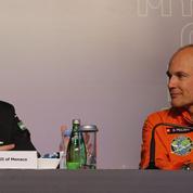 Célébration familiale pour Solar Impulse 2 à Monaco