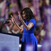Bernie Sanders et Michelle Obama sauvent Hillary Clinton
