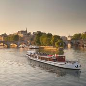 Croisière sur la Seine à bord d'un superbe yacht