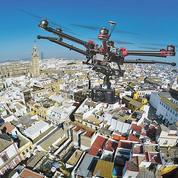 Les drones débusquent 1,7million de constructions illégales en Espagne