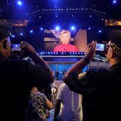 Philadelphie lance Hillary Clinton vers la Maison-Blanche