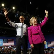 Obama et Clinton font cause commune