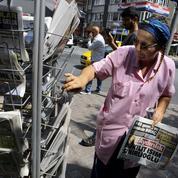 Turquie: la purge s'étend aux médias et aux journalistes