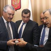 Thierry Mariani de retour en Crimée avec une délégation de parlementaires