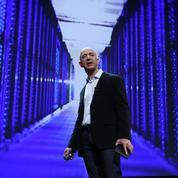 Amazon et Google, le pari gagnant du cloud