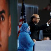 Trump pris dans une polémique avec le père d'un soldat musulman