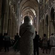À la messe dominicale, des musulmans venus dire leur solidarité