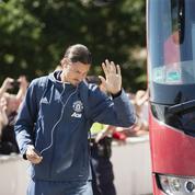 Zlatan Ibrahimovic quitte son hôtel de Manchester... car il n'y avait pas de piscine