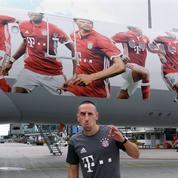 Quand Franck Ribéry se compare à «Stéphane» Curry