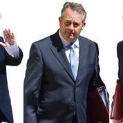 Trois mousquetaires pour gérer la sortie de l'UE