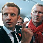 Emmanuel Macronloin de son époque: son heure n'est pas venue !