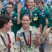 Près de 4500 scouts du monde entier réunis en France pour fraterniser