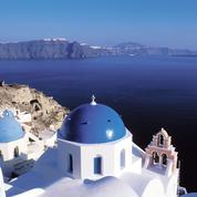 Le gotha lance la mode des croisières en Grèce
