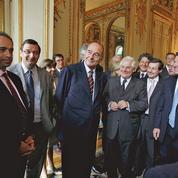 Copé-Chirac: les blessures partagées