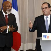 À Rio, François Hollande joue le super-VRP de «Paris 2024»