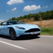 Aston Martin DB11, le souffle du renouveau