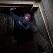 Gaza: un mur contre les tunnels du Hamas